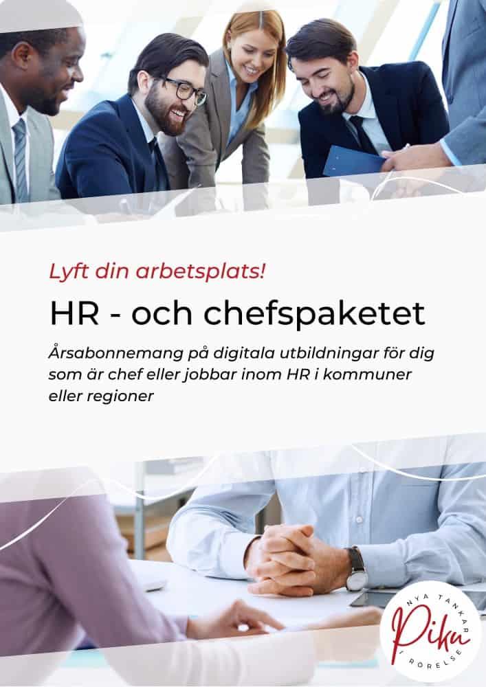 HR-och chefspaketet