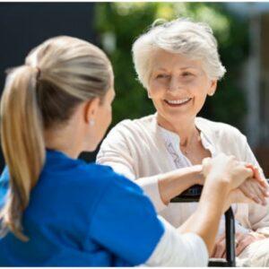 Hemsjukvård, egenvård och vård på distans God och nära vård